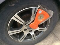 Alko wheel lock no 30