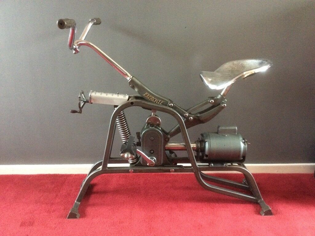 1932 EXERCYCLE. Very, very rare. Antique vintage retro