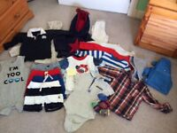 Toddler clothes 12-18 months