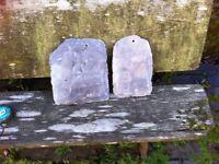 Random Welsh slates