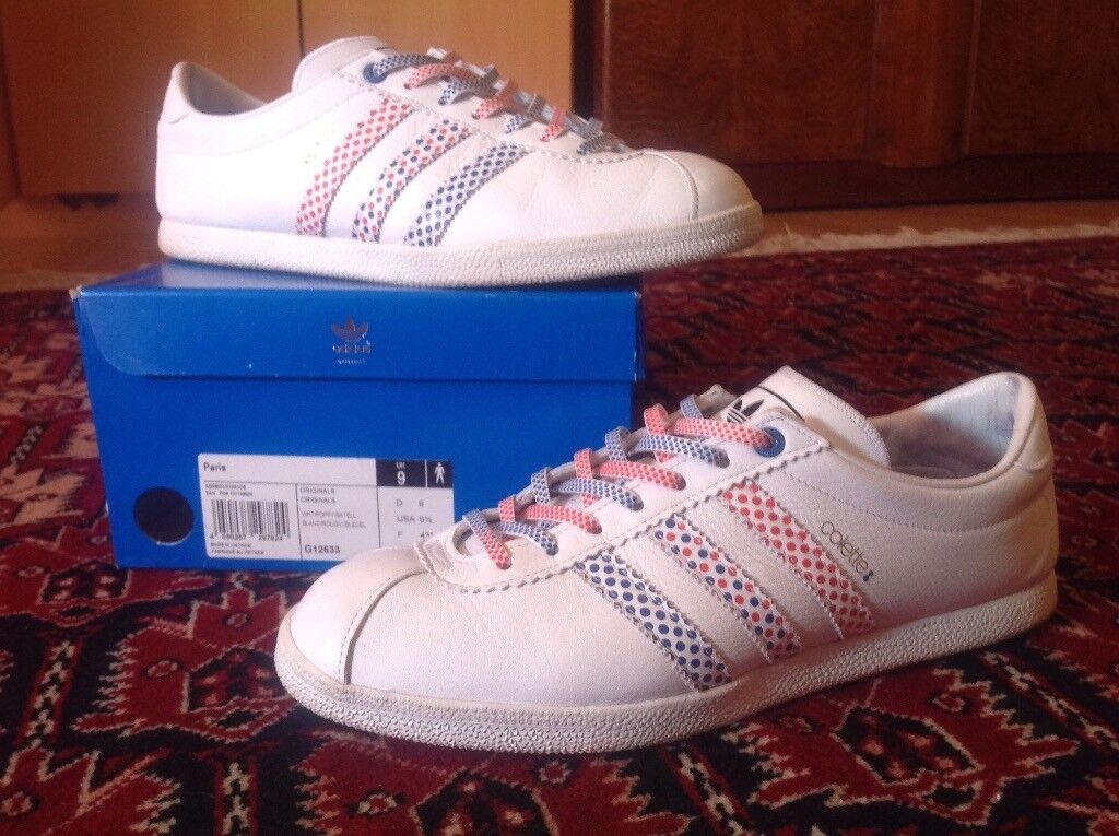 hot sale online b431f fe61d Adidas city series Paris Colette   in Dundee   Gumtree