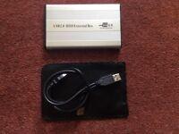 Fujitsu 20gb external usb hard drive.