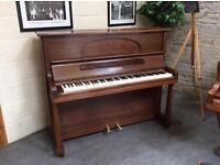 Cremona upright overstrung piano - DELIVERY AVAILABLE