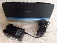 BT Home Hub-5- Type A Wireless Fibre Router (Hub and Power supply only)