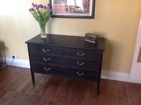 Annie Sloan Shabby Chic Vintage Chest of Drawers