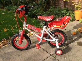 Minnie Mouse Toddlers Bike
