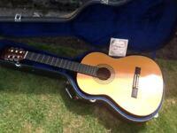 Classical Guitar Suzuki 1970s Vintage