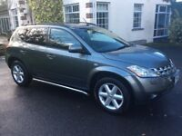 Nissan Murano 2005 Low Tax