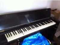 Piano (eavestaff mini piano) Upright