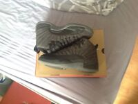 Nike Air Jordan Wool Retro 12 Size 7.5 £50