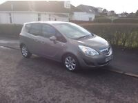 VAUXHALL MERIVA SE MOONROOF MODEL ONLY 40000 MILES.