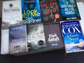 Books - Price reduced!