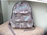 Animal backpack rucksack school college ladies girls men boys children unisex