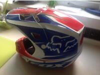 Fox v2 helmet