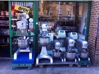 COMMERCIAL CATERING HOBART 20LITRE DOUGH MIXER CUISINE DINING FOR PATISSERIE BAKERIES RESTAURANTS