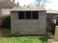 """6""""x 8"""" Shed"""
