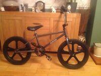 RALEIGH BURNER 25th ANNIVERSARY BMX BIKE