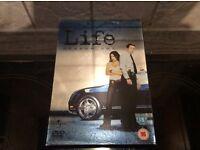 Life season one Boxset dvds