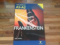 York notes A level revision guide: Frankenstein