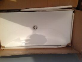 Bathroom Sinks Gumtree white pedestal bathroom sink with centre tap fixing (no taps