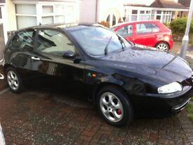 Alfa Romeo 147 JTDM 16V 2004. 6 Speed Swap estate Rav4 etc?.