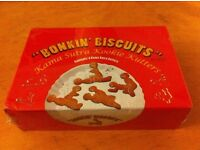 Bonkin' Biscuits cookie cutters!!