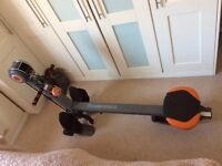 Brand new foldable rower and gym