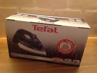 Brand new tefal primagliss steam iron