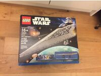 Lego UCS Star Wars super star Destroyer