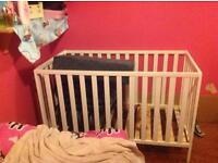 Bed cot!