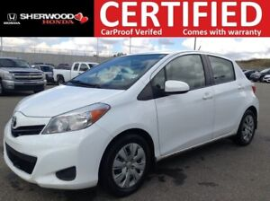 2013 Toyota Yaris LE| REMOTE START| BLUETOOTH| CRUISE