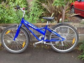 GIANT child's bicycle. 21 gears. Would suit 8-12 year old.