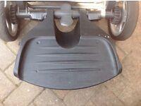 Oyster buggy board (black)