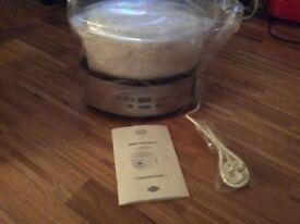 Swan food steamer Brand New - no box