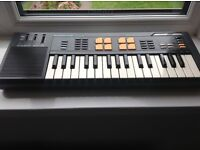 Casio sk5 sampling keyboard with voice mic good condition