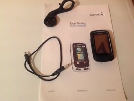 Garmin Edge Touring Cycle Computer GPS
