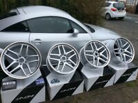 "Inovit 20"" alloy wheels 5x120 BMW E90/91/92/93 fitment"