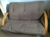 New York 2 Seater Futon