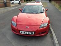 Mazda rx8 very nice condition