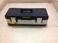 STANLEY TOOL BOX NEW/UNUSED