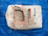 Bag of plaster