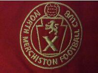 North Merchiston FC 2004's seeking players