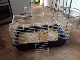 INDOOR CAGE FOR GUINEA PIGS