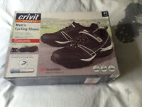 Cycling shoes size 8
