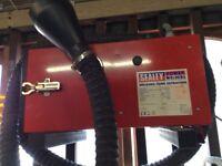Sealey fume extractor