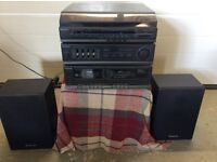 Panasonic Stereo System - Bring Out The Vinyl !!