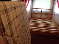 Good condition mattress to collect.