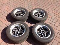 Escort RS2000 mk 2 Alloy Wheels