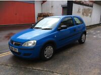 CORSA 1.0CC 2004 04 PLATE VERY ECONOMICAL FULL MOT £795 MAY PX