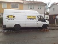Srs removals cheapest around local and longdistance house flat student office storage rubbish